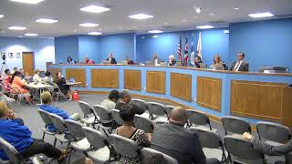 Dayton  Board of Education Business Meeting 9-19-2017 Part 02