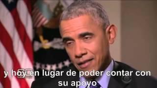 Obama se molesta al ser comparado con Putin