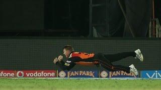 Mustafizur Rahman take Dwayne Smith Catch  vs Gujrat lion - Awsome catch || SRH vs GL||