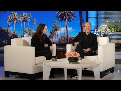 Xxx Mp4 Ellen Page On Activism And Dealing With Critics 3gp Sex