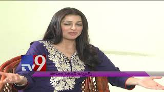 Bhumika on her comeback in films - TV9