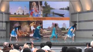 Namaste India 2013 Bollywood Dance Team Angela vol.2