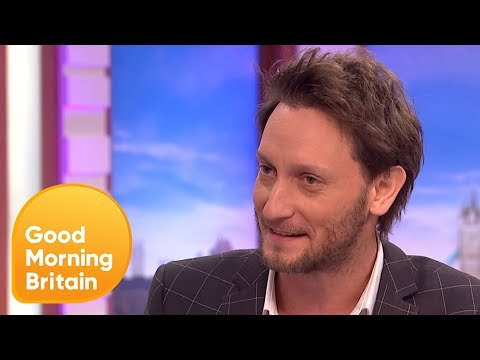 Mentalist Lior Suchard Reads Piers Mind Live on TV Good Morning Britain