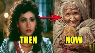 80's And 90's Lost Bollywood Actresses & Their Shocking Look In 2019