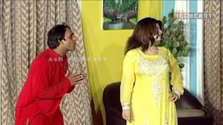 Best Of Amanat Chan and Ali naz from new stage drama silki 2014
