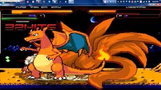 Superfox89's Random M.U.G.E.N Battles 53 A RARE TEAM UP