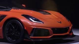 Autos Nuevos para el 2018 y 2019 presentados en el Auto Show de Los Angeles