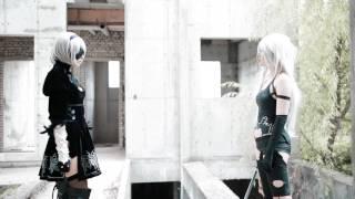 NieR : Automata cosplay movie