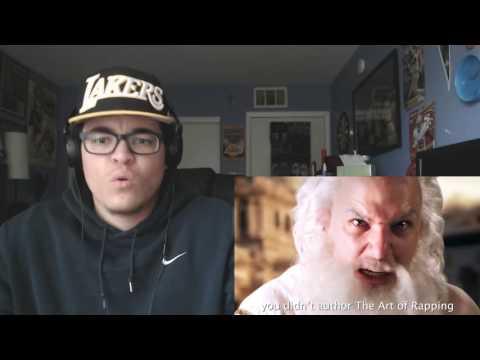 Eastern Philosophers vs Western Philosophers. Epic Rap Battles of History REACTION!