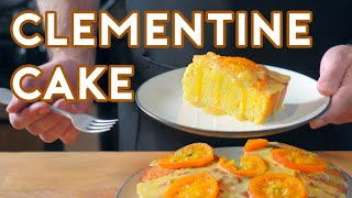Binging with Babish: Clementine Cake from The Secret Life of Walter Mitty