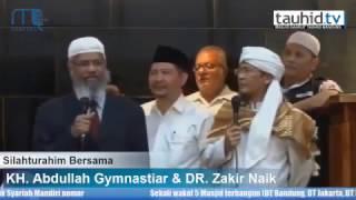 (sub indo) Zakir Naik & AA Gym Tentang Pemimpin Muslim