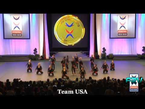 watch TEAM USA Hip Hop Worlds 2014
