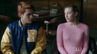 Riverdale 1x13 [Archie & Betty Scenes]