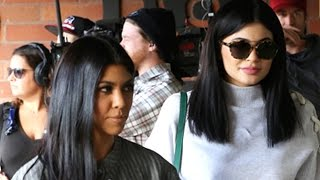 Sisters, Kourtney, Khloe And Kylie Asked About Rob Kardashian