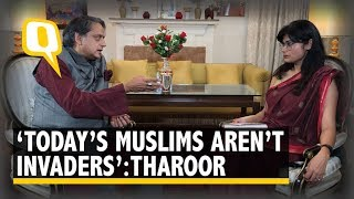 'Can't Respect RSS-BJP's Brand of Hinduism': Shashi Tharoor   The Quint
