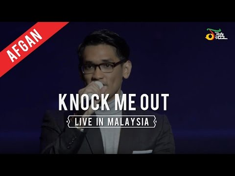 Download Lagu Afgan - Knock Me Out | Live in Malaysia