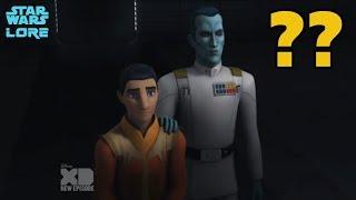 What happened to Ezra & Thrawn? - Star Wars Rebels Series Finale
