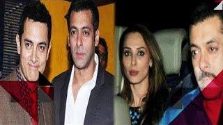 Salman Keeps Mum On Aamir's 'Dangal'   Salman & Iulia's Breakup Confirmed? & More