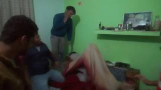 INDIAN Funny video Bda'y wishing Indian style