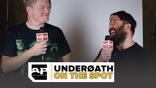 """UNDERØATH On Who Sang the """"It"""
