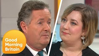 Should Empty Homes Be Given to the Homeless? | Good Morning Britain