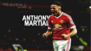 Anthony Martial ● Perfect Debut Season ● Skills & Goals ● 2016 HD