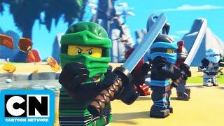 Ninjago | Floyd: Master of Dragons! | Cartoon Network