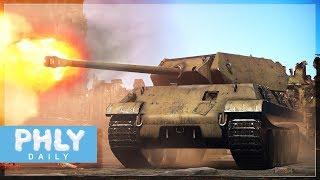 Panther Ersatz M10   Master of Sabotage (War Thunder Tanks Gameplay)