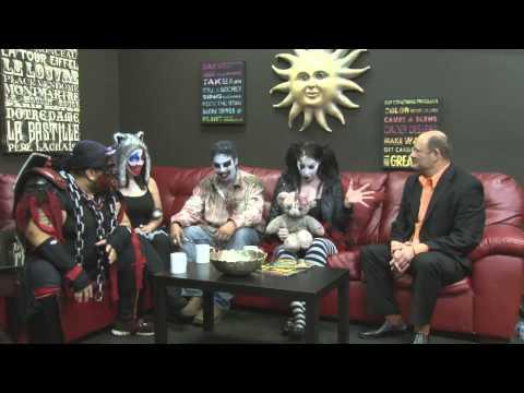 Legends TV w Nicole Bass wrestler Zainab Ali Vinny The Gui