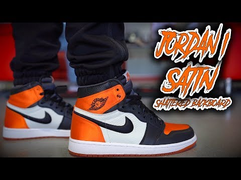 Xxx Mp4 AIR JORDAN 1 SATIN SHATTERED BACKBOARD REVIEW AND ON FOOT 3gp Sex