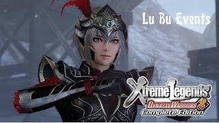 Dynasty Warriors 8: Xtreme Legends - All Lü Bu Events