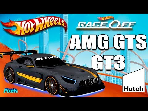 Xxx Mp4 Hot Wheels Race Off Mercedes AMG GTS GT3 Unlocked 3gp Sex
