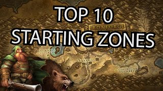 Top 10 Starting Zones in World of Warcraft