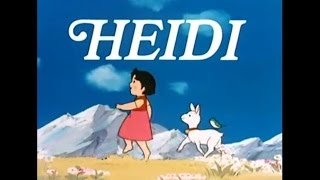 Learn german - HEIDI 1 with subtitles