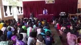 Kids Study & Prayer w. Pastor Anthony Thasen [Prod.TamilChristianMedia]  2015