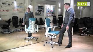 Herman Miller Embody chair review by Back2