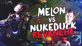 MELON VS NUKEDUCK - LA REVANCHE