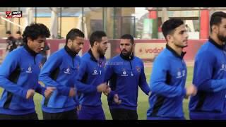 مران الأهلي اليوم ١٨-١-٢٠١٨