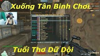 Bình Luận CF : Xuống Tân Binh  Chơi - tiến zombie v4
