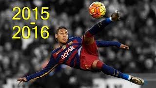 Neymar Jr ✪Magical Skills Show 2015/2016 HD✪ ©KrunoKovacevic