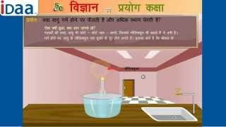 Air - Science Experiments in Hindi-IDaalearning