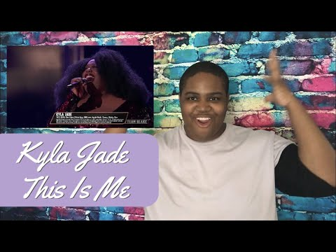 The Voice 2018 Kyla Jade - This Is Me | Reaction