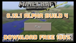 Book?? MINECRAFT PE 0.12.1 ALPHA BUILD 4 - MCPE UPDATE#1|Minecraft Pe Indonesia