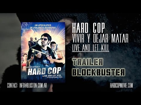 HARD COP, TRAILER 2 BLOCKBUSTER