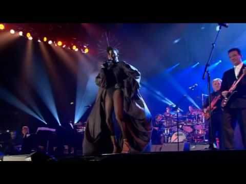 Xxx Mp4 Grace Jones Slave To The Rhythm Live At Wembley Arena London 2004 3gp Sex
