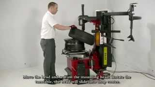 C233GB+DAAR Strong Right Assist Arm Tire Changer
