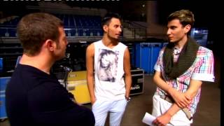 Day 1 Boot Camp Auditions Of James Arthur, Rylan Clark,Gathan Cheema The X Factor Uk 2012.
