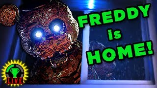 FREDDY, GET OUT! | Joy of Creation: Story Mode (TJOC) Pt. 2
