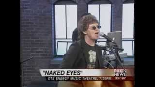 Naked Eyes PROMISES PROMISES and ALWAYS SOMETHING THERE TO REMIND ME on  My Fox Detroit