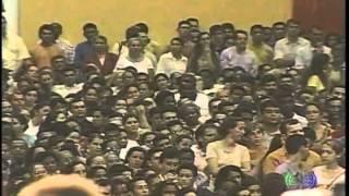 Pastor Marco Feliciano - 2003 - O Grande Conflito (21º Encontro dos Gideões Camboriú-SC)